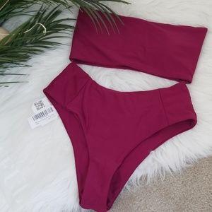 NWT Zaful Bikini Set